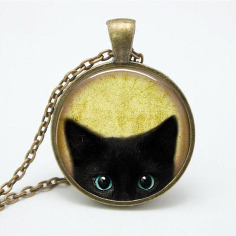 Black Cat Neclace