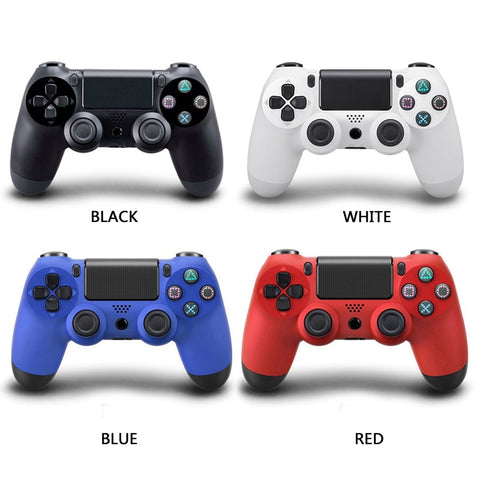 High Quality Bluetooth Controllers For SONY PS4 (WIRELESS JOYSTICKS)