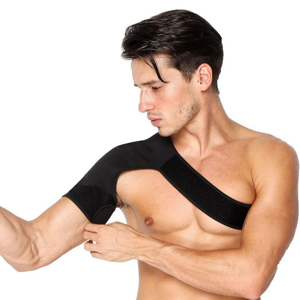 Breathable Shoulder Brace Protection Elastic Bandage