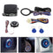 Auto Car Alarm Engine Starline Push Button With Anti Theft System Plus Safe Lock Ignition Switch
