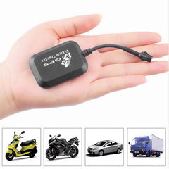 Real Time GPS Vehicle Tracker
