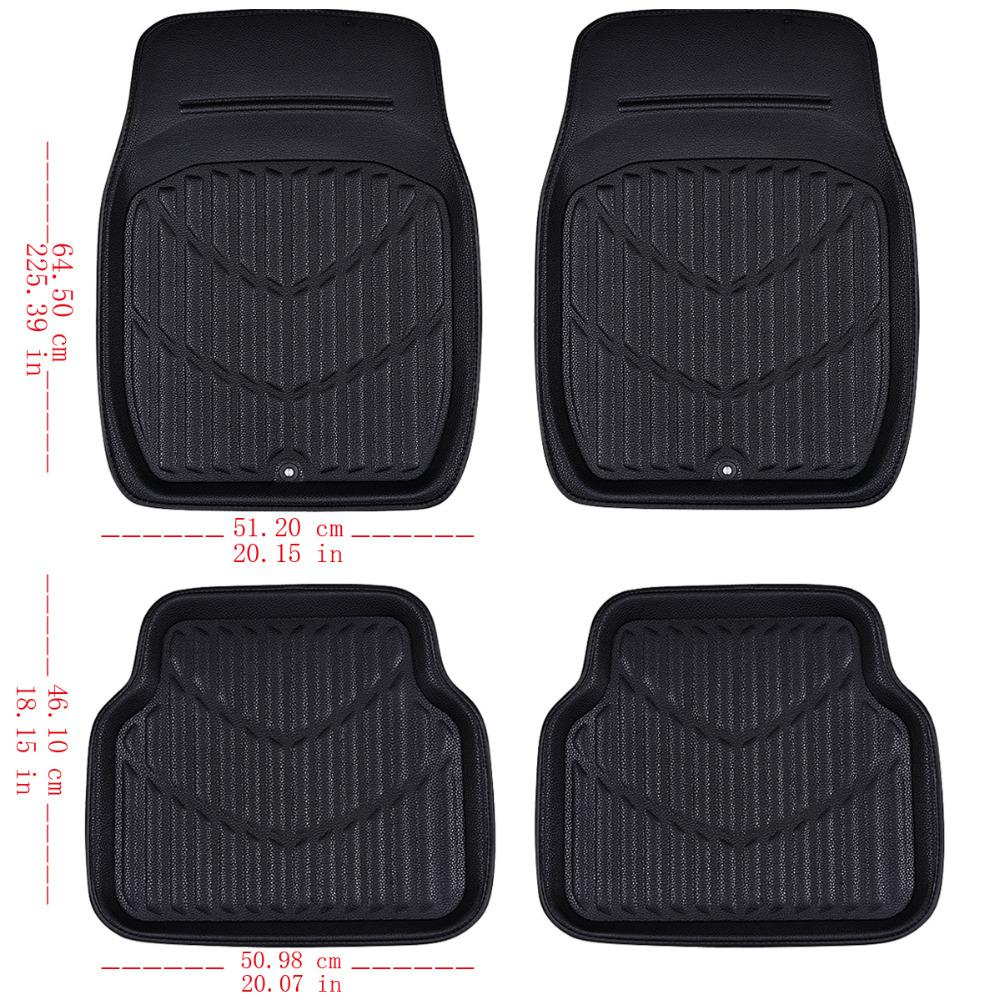 Car Anti-Slip Foot Mat