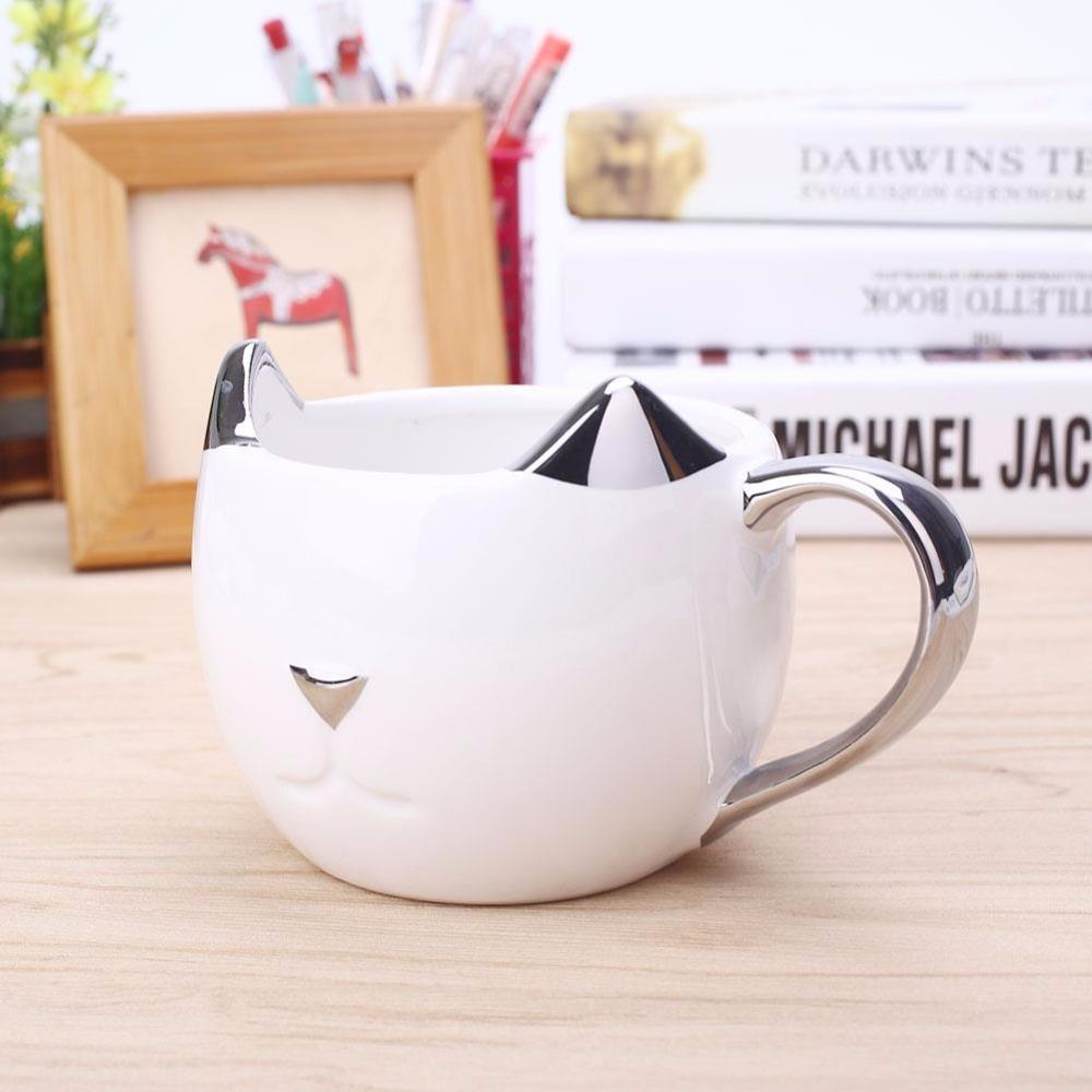 Cat Coffee and Tea Cup