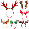 Christmas Reindeer Headbands and shades