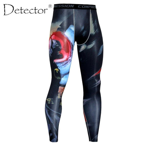 GYM Fitness Compression Leggings