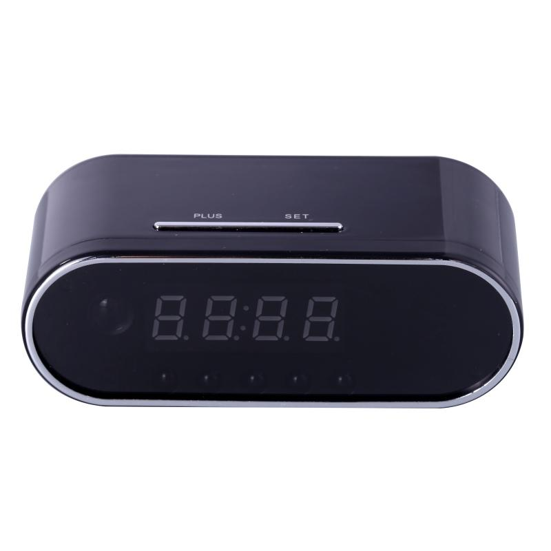 ALARM CLOCK WITH SECURITY CAMERA