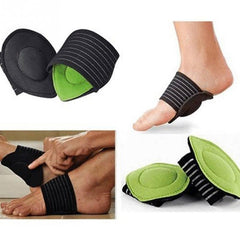 Foot Insoles Pain Relief Arch Support