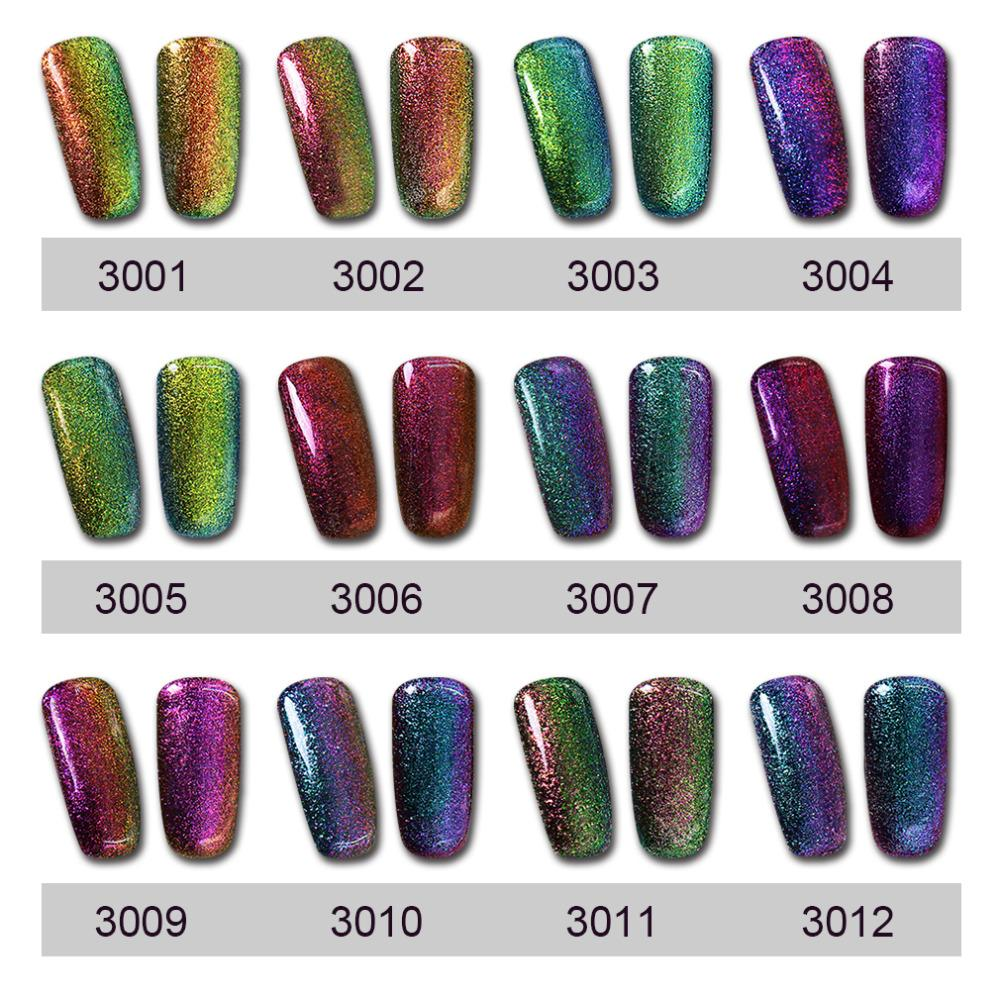 Chameleon Gel Nail Polish
