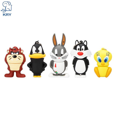 Cute Looney Tunes USB Flash Drive 2.0