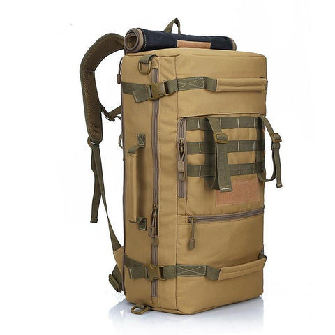 Military Tactical Camping Hiking Backpack