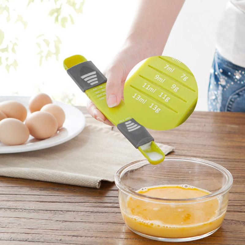 Adjustable All in One Measuring Spoon