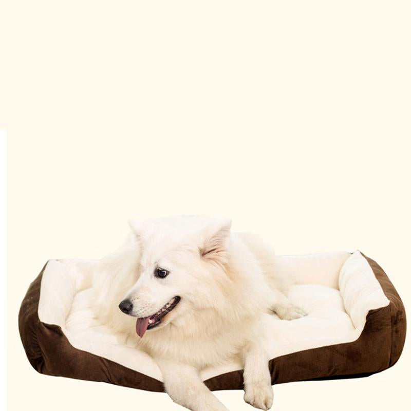 Bed Warming Dog House
