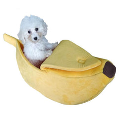 Banana Bed for Pets