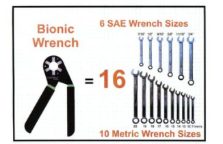 All in One Wrench