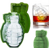 New 3D Grenade Ice Cube Mold