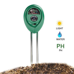 3-in-1 Soil Test Kit