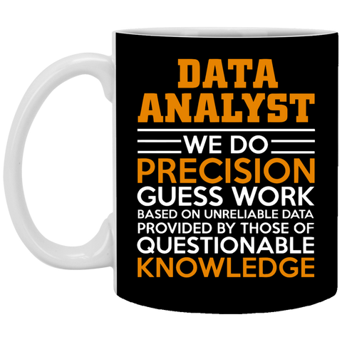 Accessories - Data Analyst 11 Oz. Mug