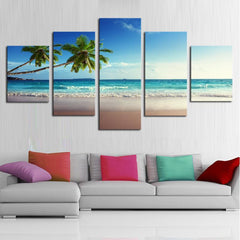 Beach 5 Piece Canvas Limited Edition - Beach 5 Piece Canvas Limited Edition