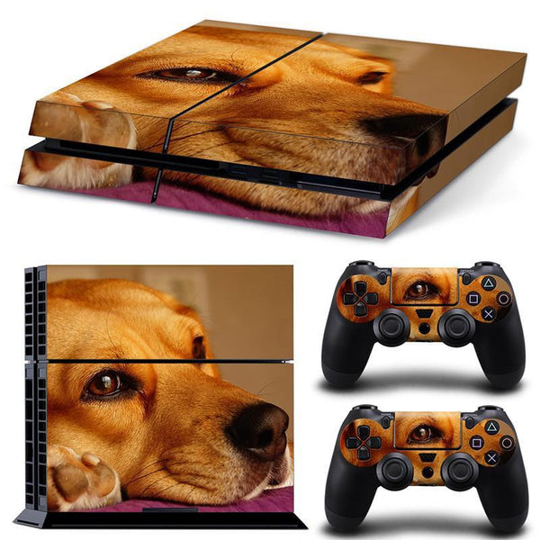 Beagle PS4 Skin Cover - Beagle PS4 Skin Cover