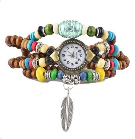 Bracelet - Elegant Native American Watch Bracelet