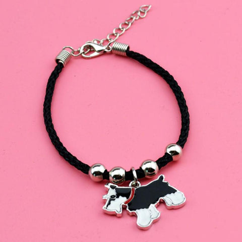 Dachshund Friendship Bracelet
