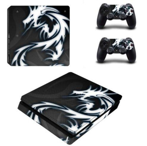 Dragon PS4 Skin + 2 Controllers - Dragon PS4 Skin + 2 Controllers