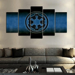 Empire 5 Piece Canvas Limited Edition - Empire 5 Piece Canvas Limited Edition