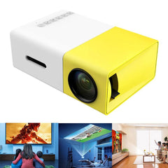 Full HD Ultra Portable And Incredibly Bright Projector. - Ultra Portable And Incredibly Bright Projector.