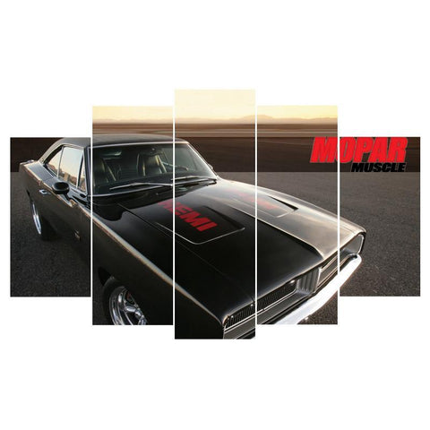 Mopar 5 Piece Canvas Limited Edition - Mopar 5 Piece Canvas Limited Edition