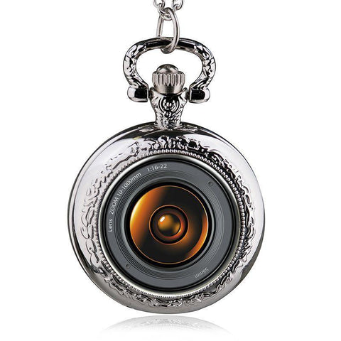 Pocket Watch - Photographer Pocket Watch