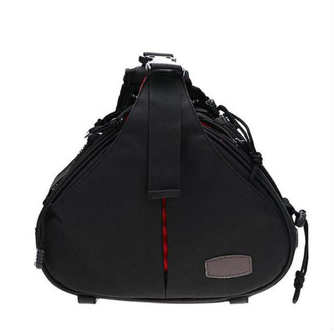 Sling Shoulder Camera Bag For DSLR Sony Canon Rebel Powershot, Nikon Coolpix, Kodah, Olympus, Pentax, Sony With Tripod Holder - Sling Shoulder Camera Bag For DSLR Sony Canon Rebel Powershot, Nikon Coolpix, Olympus, Pentax, Sony With Tripod Holder