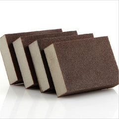 Sponge Magic Eraser Effective for Removing Rust Cleaning