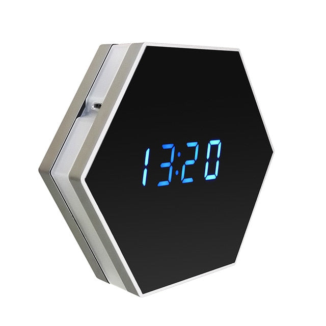 Spy HD 1080P Video Clock