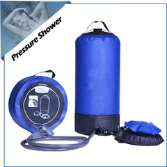 Portable Camping pressure shower