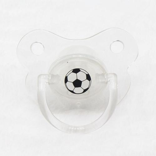 BPA-Free Sillicone Funny Baby Pacifier