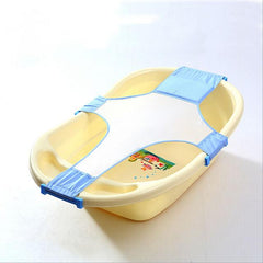 Adjustable Baby Bathing Bathtub Seat Support