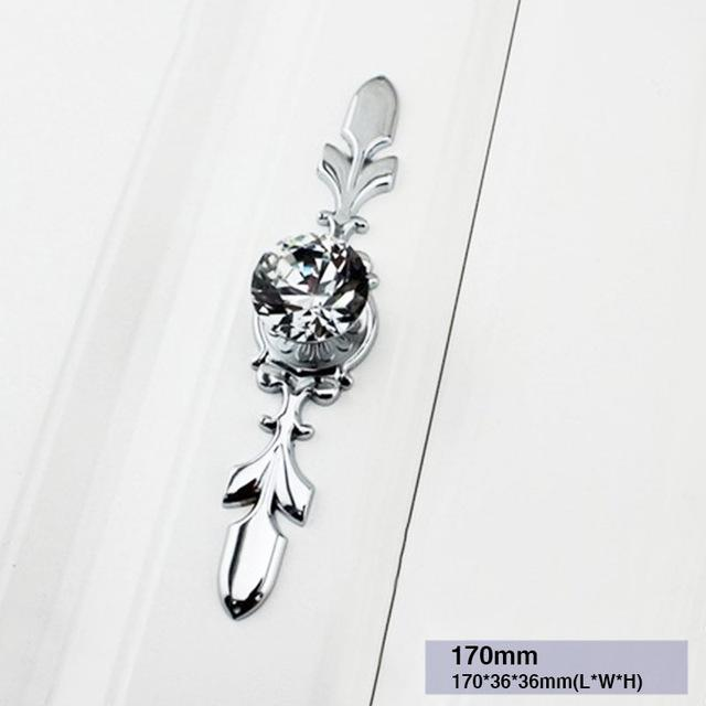 Cabinet Drawer Handles With Screws