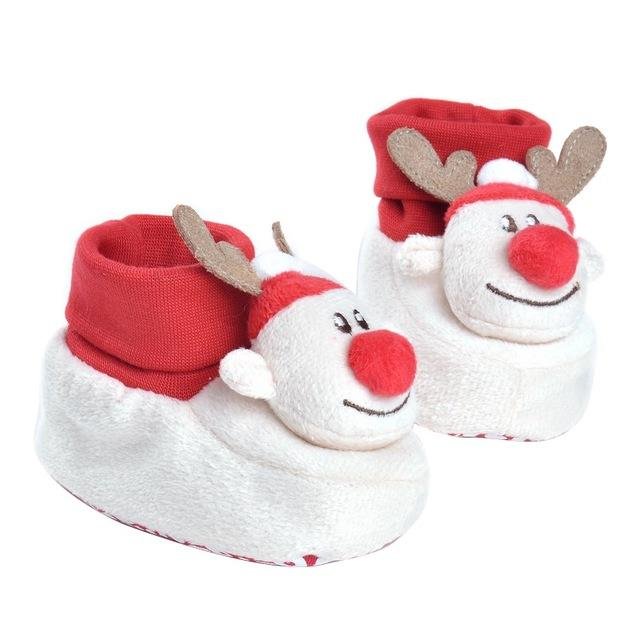 Christmas Toddler Baby Shoes