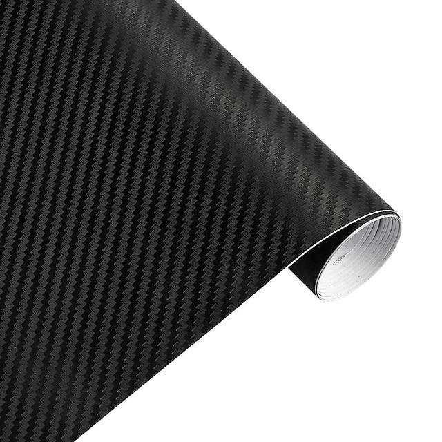 3D Carbon Fiber Vinyl Sheet Roll Film For Car & Motorcycle stickers and Decals
