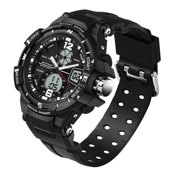 Fashion Watch Men G Style Waterproof Led Sports Military Watches Shock Men S Analog Quartz Digital