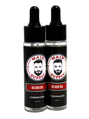 'Wild Orange' Beard Oil