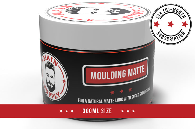 Maxi Moulding Matte - 6 Month Subscription