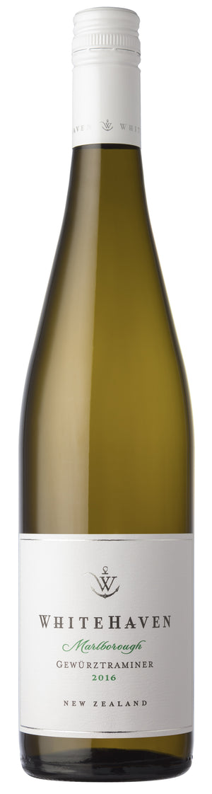 2016 Whitehaven Marlborough Gewürztraminer - Whitehaven Wines