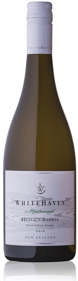 2016 Whitehaven Hidden Barrel Sauvignon Blanc - Whitehaven Wines