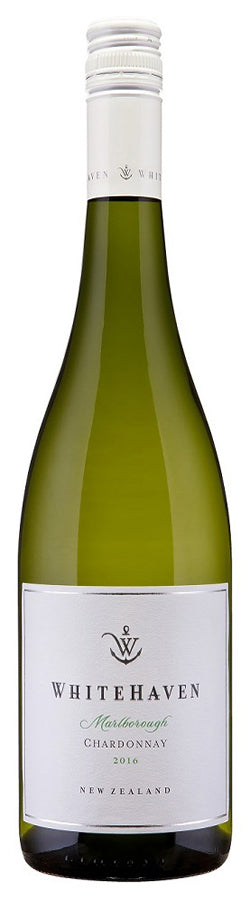 2016 Whitehaven Marlborough Chardonnay - Whitehaven Wines
