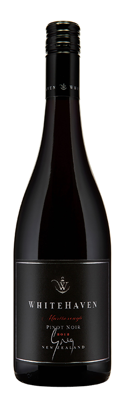 2012 Whitehaven Greg Pinot Noir - Whitehaven Wines