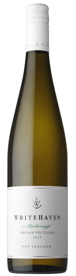 2015 Whitehaven Marlborough Grüner Veltliner - Whitehaven Wines