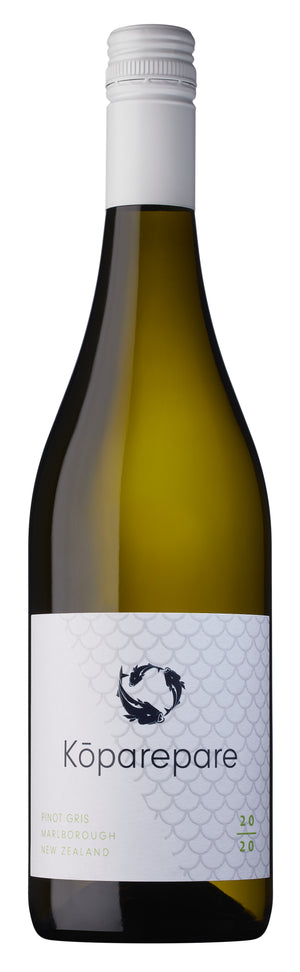 2020 Kōparepare Marlborough Pinot Gris