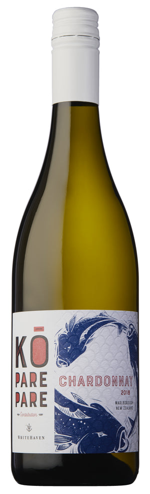 2018 Kōparepare Marlborough Chardonnay