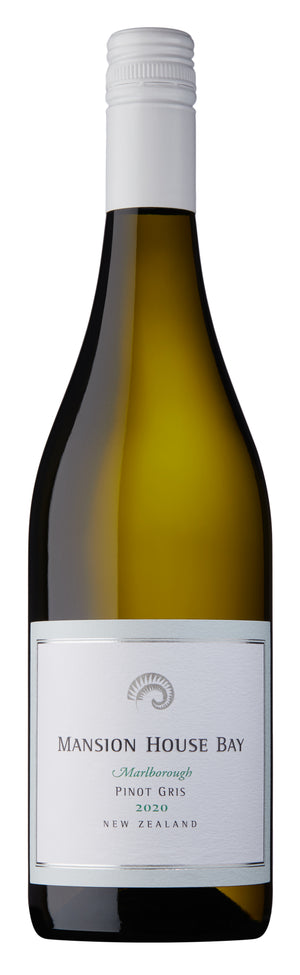 2020 Mansion House Bay Marlborough Pinot Gris